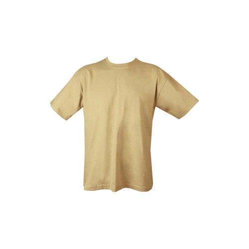 Savage Island Herren T-Shirt Gr. Large, Beige - Sand