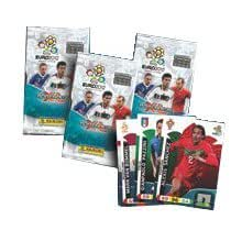 Euro 2012 Adrenalyn XL Trading Cards (10 Packs)