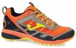 Joma - Zapatilla running trail , talla 42, color naranja: Amazon.es: Zapatos y complementos