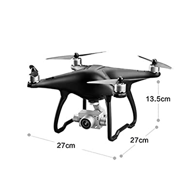 The Drone is Resistant to Falling Remote Control and Operates a Professional Four-axis Camera Aircraft 2000 Meters