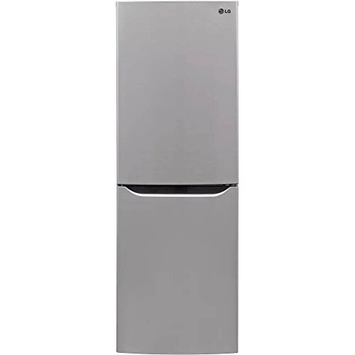 LG 10.1 Cu. Ft. Counter Depth Bottom-Freezer Refrigerator Stainless Steel LBN10551PS