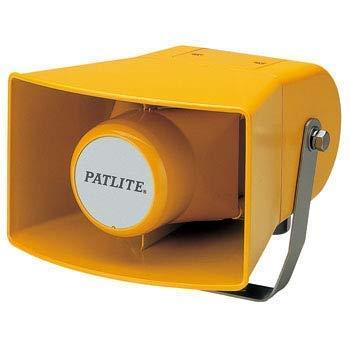 PATLITE EWS EWS-100KA-Y Horn Speaker Alarm Sounder Hooter Siren 8 x Built-in Alarm Tones by Patlite (Image #5)