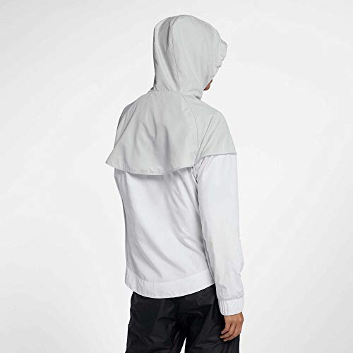 Nike Women's Sportswear Windrunner Jacket (Vast Grey, X-Small) by Nike (Image #1)