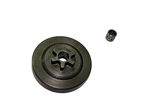 (SPERTEK 3/8 6T Chainsaw Drum Spur Sprocket Replaces Echo A556000400 Fits)
