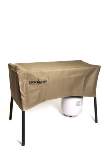 Camp Chef Patio Cover for 3 Burner Stoves with Removeable Legs (Camp Chef Stove Cover)