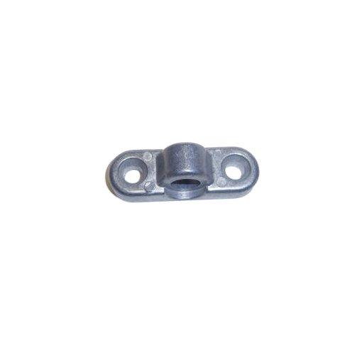 Articolo da Campeggio Confezione Self-Service Brunner 610//610 5 pz Supporto paleria Orizzontale in Alluminio