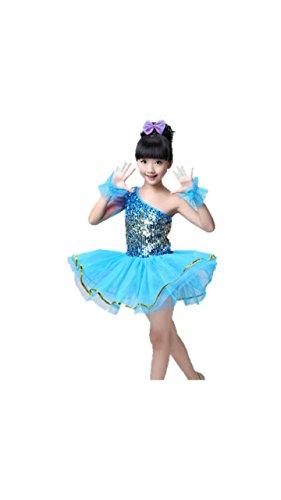 Matissa Children's Sequin Dance Costumes Ballet Dresses