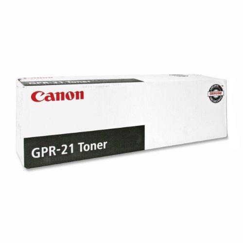 Toner Original CANON 0262B001AA para copiadora modelo ir c4580 c4080 gpr-21 black