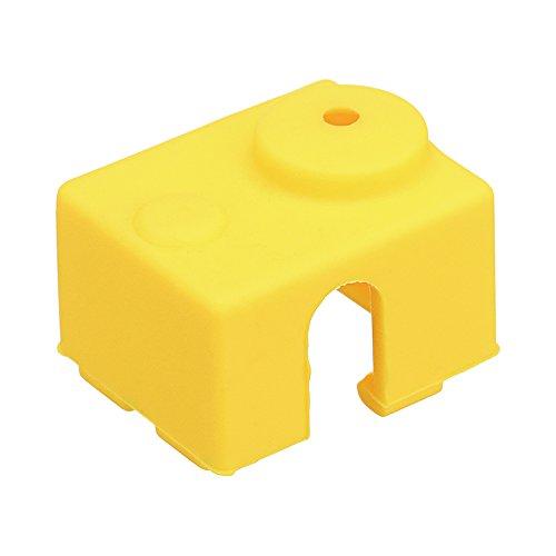 Cikuso Para V6 Manguito Caja Funda de Silicona V6 PT100 Impresora ...