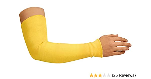14 Length Superior KKWC14 Kevlar Double Folded Knit Stockinette Sleeve Pack of 1 Pair