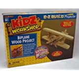 Biplane Wood Project You Build It