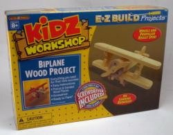 Biplane Wood - 2