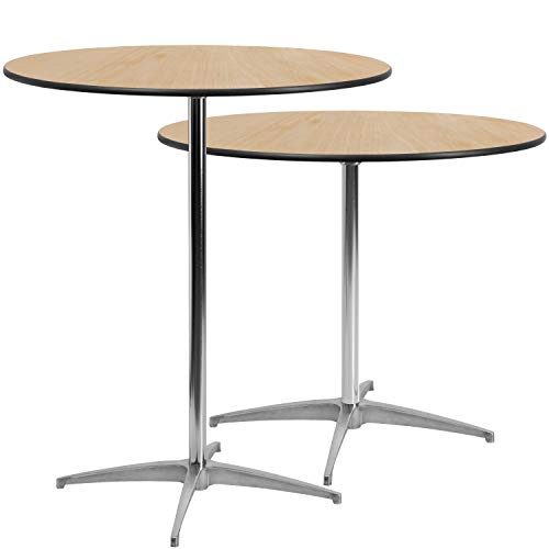 Flash Furniture 36-inch Round Cocktail Table by Flash Furniture (Image #2)