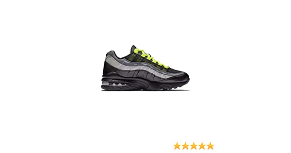 NIKE Air Max '95 (gs) Big Kids 905348 017 Size 5: Amazon.co