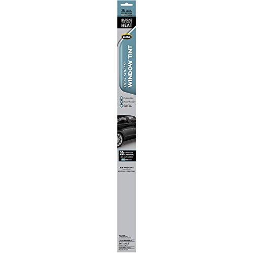 Gila Heat Shield 35% VLT Automotive Window Tint DIY Heat Control Glare Control Privacy 2ft x 6.5ft (24in x 78in) (Window Tint Automotive)