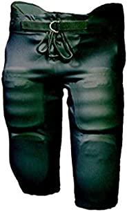 Adams Youth Football Practice Pant with Sewn in Pad-(7 Piece pad Set)