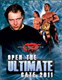 Dragon Gate USA Wrestling - Open the Ultimate Gate 2011 DVD