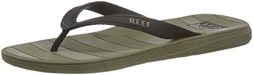 Switchfoot Lx da infradito nero Reef Olb oliva nero uomo w6Unw7xB
