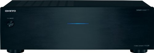 (Onkyo M-5010 2-Channel Amplifier (Black))