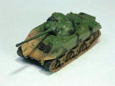 (Takara Tomy 1/144 World Tank Museum Series 03-39 Firefly VC Medium Tank United Kingdom 2 -Color Camouflage Single Item)