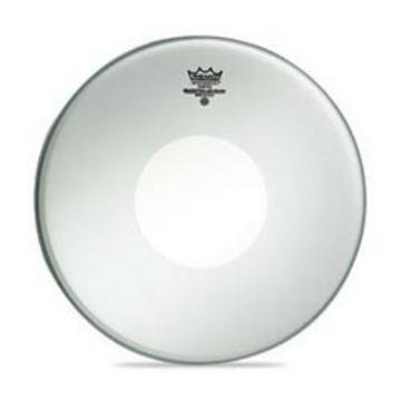 Remo Controlled Sound Coated Dot Top Snare Batter, 14-inch