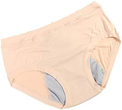 Leak Proof Menstrual Period Panties Women Underwear Physiological Pants Cotton Health Seamless Briefs High Waist Warm