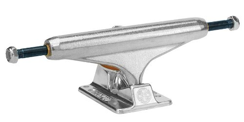 Independent 159mm Forged Titanium Raw Skateboard Trucks (Set Of 2)
