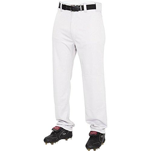 Relaxed Pants, Medium, White ()