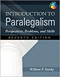 img - for Introduction to Paralegalism 7th (seventh) edition Text Only book / textbook / text book
