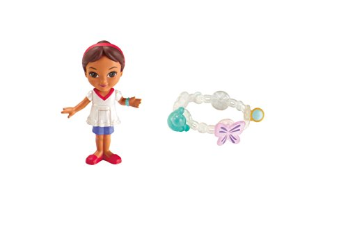 Fisher-Price Nickelodeon Dora & Friends, Naiya's Explorer Charms (Dora The Explorer Charms)