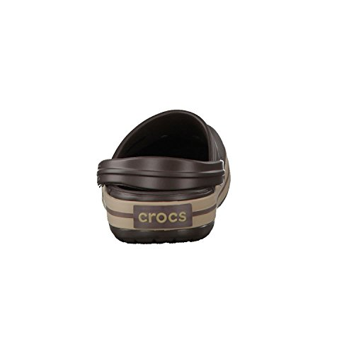 Unisex Crocs Espresso Crocband 5 II Kids Clogs C0R1xnwRdq