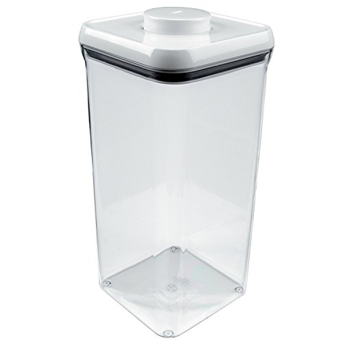OXO Good Grips POP Square Food Storage Container, Big Square Lid, Tall - 5.5 Qt