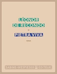 vignette de 'Pietra viva (Léonor de Récondo)'