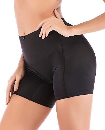 FUT Womens Seamless Butt Lifter Padded Panties Enhancer Underwear