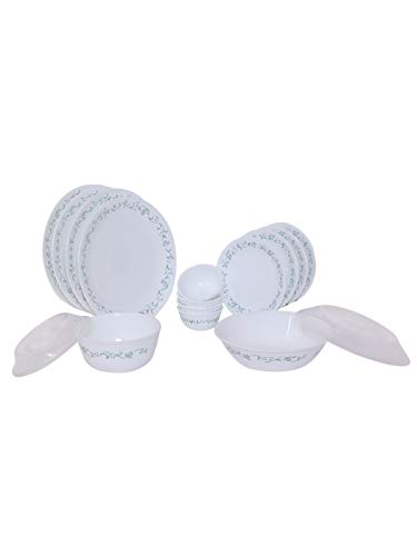 Corelle Livingware 16-Piece Dinnerware Set, Country Cottage, Service for ()