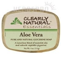 clearly-natural-essentials-aloe-vera-pure-and-natural-glycerine-soap-4-oz