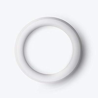 CAPO12 - Anillo reductor N°006 compatible con la SilverCrest Lidl ...
