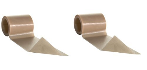 Mepitac Soft Silicone Tape (.75 Inch x 118 Inch) (2 pack) by Mepitac