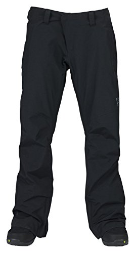 Ak Snowboard Jacket 2l Cyclic - Burton Women's AK 2L Stratus Pants, True Black, Small