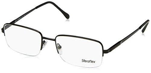 glass Frames 136-54 - Matte Black SF2270-136-54 ()