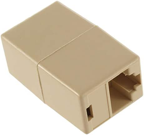 Cables 5PCS RJ45 for CAT5 Ethernet Cable LAN Port 1 to 1 Socket Splitter Connector Adapter Hot Worldwide Cable Length: Other