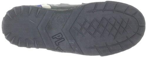 P-L-D-M by Palladium BILLY NPL 72417 - Zapatillas para niño Gris (Grau (DARK GREY/BLUE 217))