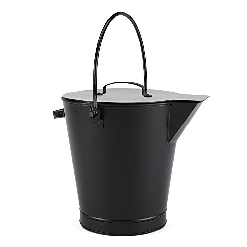 Brass Coal Bucket - 4