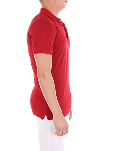 Coton H953 Hs18905072 Homme Rouge Polo byf76g
