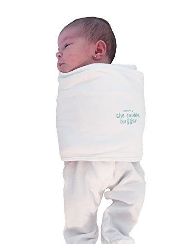 1. The Easiest Swaddle To Use. Wearable Swaddling Pajama - Combining A Swaddle Wrap In A Pajama. (Baby Arm Leg)