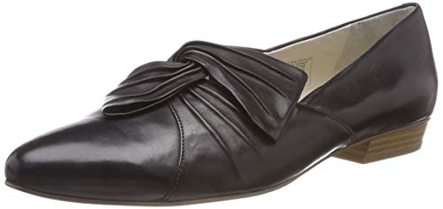 840765 Schwarz slipper Piazza Damen 1 Zxqw7f