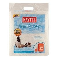Kaytee Clean and Cozy Small Pet Bedding 1000 Cubic Inch