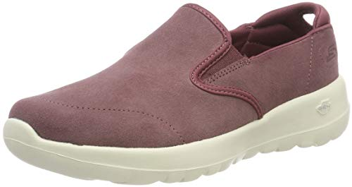 Go Trainers Mauve Walk Purple Mve On Skechers Joy Women's Predict Slip 5qR0Rz