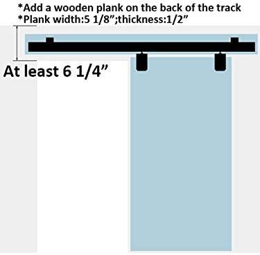 AiHom M0083 Black Box Track Kit 1.45M Eisenbahn