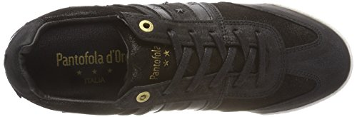 manchester great sale for sale cheap real eastbay Pantofola d'Oro Women's Imola Glitter Donne Low Trainers Black (Black .25y) clearance low shipping fee Inexpensive clearance good selling YND2MXE6X